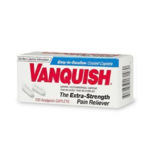 VANQUISH CAPLETS 100