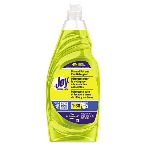 Joy Dish Soap, Lemon Scent, 38 Oz