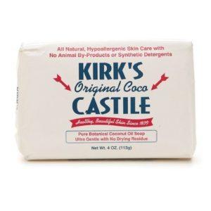Kirk's Original Coco Castile Bar Soap, Original 1 ea