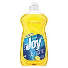 oy Ultra Dishwashing Liquid, Lemon Scent, Yellow, 30 Ounce (Pack of 5)
