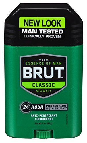 BRUT Anti-Perspirant Deodorant Stick Classic Scent 2 oz by Brut