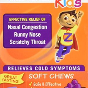 ZICAM Kids Cold Remedy Relief, 18 Count