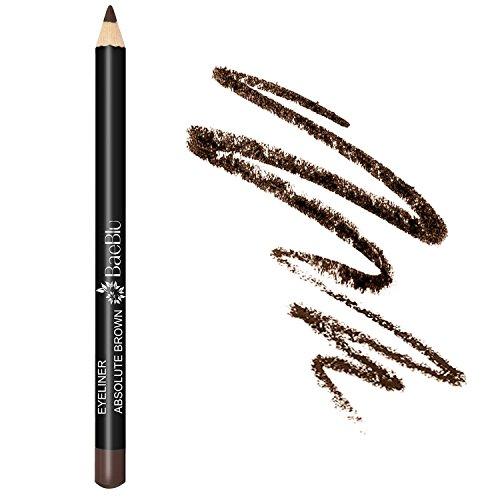 Best Gluten-Free Vegan Natural Eyeliner Pencil by BaeBlu, Brown
