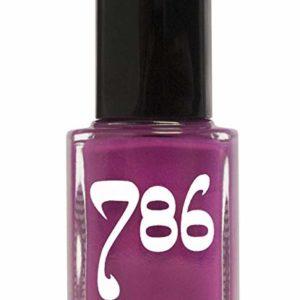 786 Cosmetics Shiraz - (Purple) Vegan Nail Polish, Cruelty-Free, 11-Free, Halal Nail Polish, Fast-Drying Nail Polish, Best Purple Nail Polish