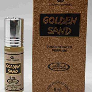 Golden Sand - 6ml (.2 oz) Perfume Oil by AlRehab