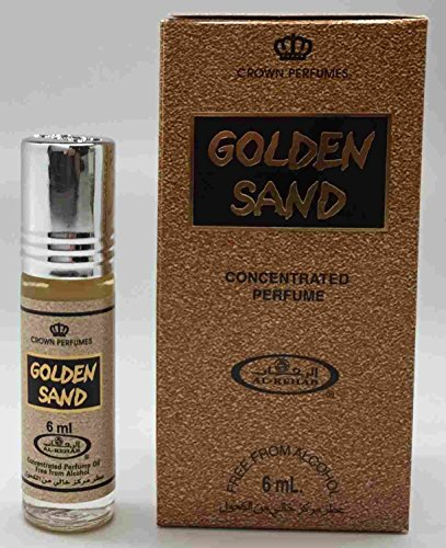 Golden Sand - 6ml (.2 oz) Perfume Oil by AlRehab