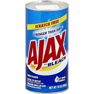Ajax Powder Cleanser with Bleach, 14 oz (396 g)