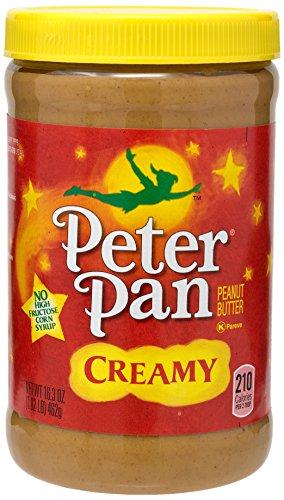 Peter Pan Creamy Peanut Butter, 16.3 oz