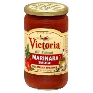Victoria Marinara Pasta Sauce 24 Oz (Pack of 3)