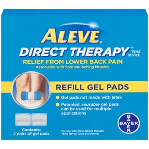 Aleve Direct Therapy – Refill Gel Pads (2 pairs of gel pads)