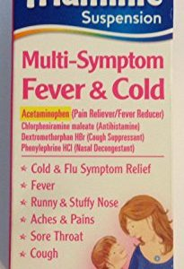 Triaminic Fever/Cold Mult Size 4z Triaminic Fever/Cold Multi Sympton 4z