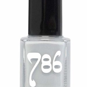786 Cosmetics Lahore - (Grey) Vegan Nail Polish, Cruelty-Free, 11-Free, Halal Nail Polish, Fast-Drying Nail Polish, Best Grey Nail Polish