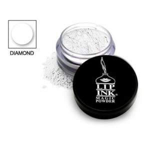 LIP INK Brilliant Magic Powder, Natural Mica (Bubble Gum)