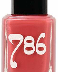 786 Cosmetics Jaipur - (Pink) Vegan Nail Polish, Cruelty-Free, 11-Free, Halal Nail Polish, Fast-Drying Nail Polish, Best Pink Nail Polish