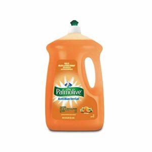 Palmolive Ultra Antibacterial Dish Liquid, Orange Scented, 90 Ounce