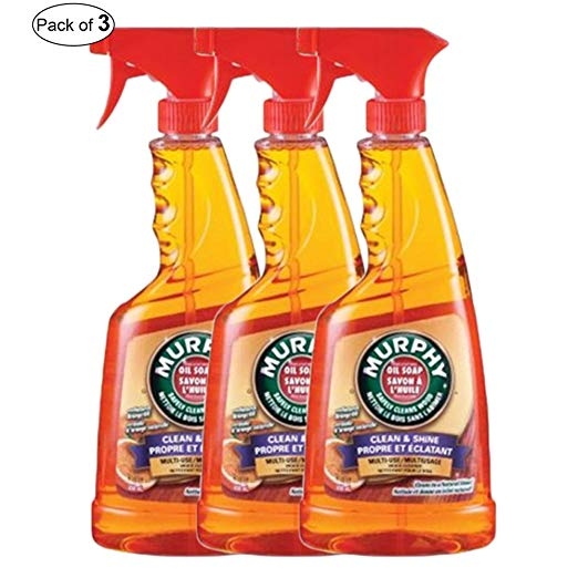 Murphy Oil Soap, Clean and Shine Spray, 650 Milliliter