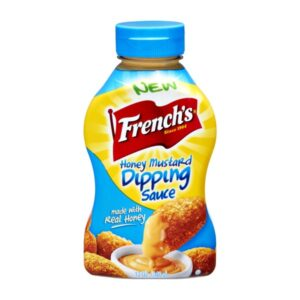 French's Honey Mustard Dipping Sauce: 12 OZ Squeeze