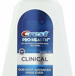 Crest Pro-Health Clinical Deep Clean Mint Rinse 32 Fl Oz