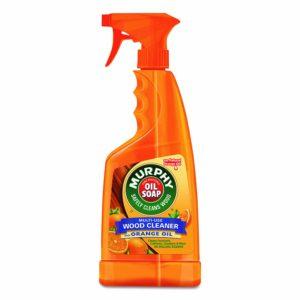 Murphy Oil Soap 01031 Spray Formula, All-Purpose, Orange, 22 Oz Spray Bottle