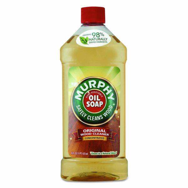 Murphy Oil Soap 45944 Oil Soap Concentrate, Fresh Scent, 16 oz Bottle
