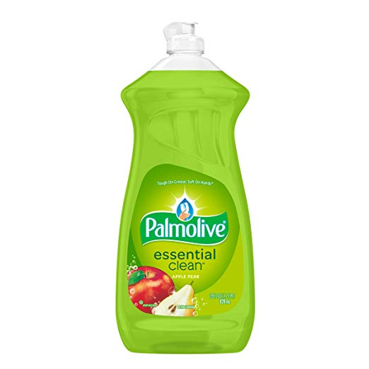 Palmolive Dishwashing Liquid Dish Soap, Apple Pear - 28 fluid ounce