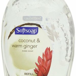 Softsoap Liquid Hand Soap Refill, Coconut and Ginger, 32 Oz