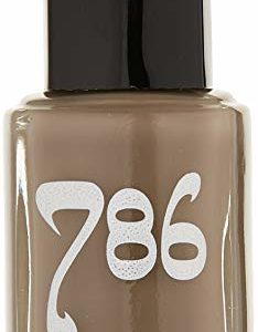 786 Halal Nail Polish, Breathable, Wudu Friendly, Vegan (Doha)