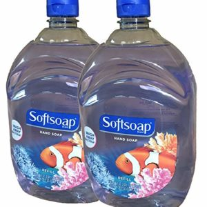 Softsoap Liquid Hand Soap, Aquarium Series, 64-Ounce Refill Bottle, Pack of 2