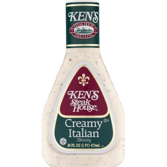 Ken's Steak House Creamy Italian Dressing