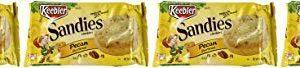 Sandies Keebler Pecan Sandies Shortbread Cookies, 11.3 Ounce (Pack of 4)