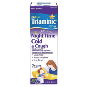 Triaminic Nite C/C Pe (N Size 4z