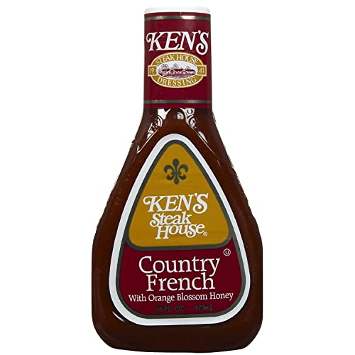 Ken's Steak House Country French Salad Dressing (2)