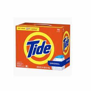 Ultra Tide HE Powder Laundry Detergent, Original - 225 oz. - 160 Loads Ultra Tide HE Powder Laundry