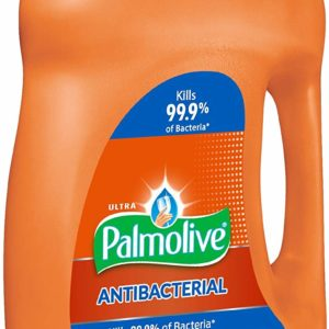 Palmolive Ultra Dishwashing Liquid, Antibacterial Orange, 68.5 Fl Oz (1)