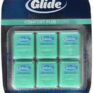 Glide Oral-B Mint Dental Floss, 43.7 yds. (6-Pack)