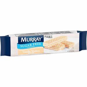 Murray Sugar Free Cookies, Vanilla Wafers, 9 oz Sleeve
