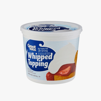 Cream & Whipped Toppings