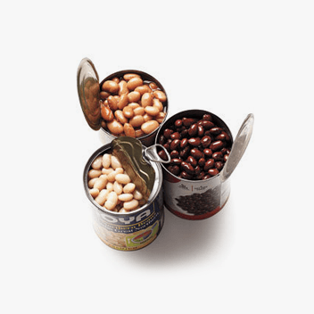 Canned Beans & Pulses