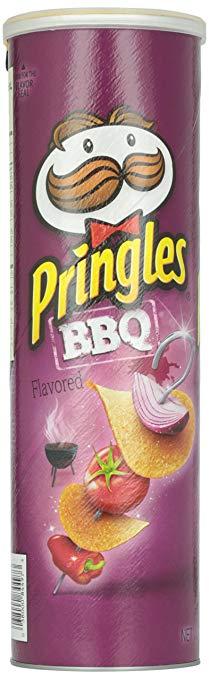 Pringles Barbecue, 5.69 oz
