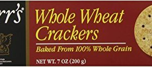 Carr's Whole Wheat Crackers, 7-Ounce Boxes (Pack of 6)