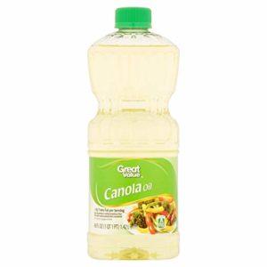 Great Value: Canola Oil, 48 Oz