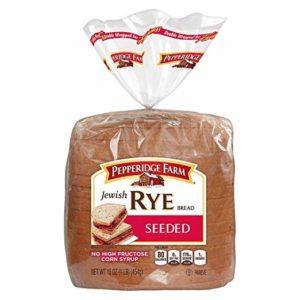 Pepperidge Farm Bread - Jewish Rye Seeded-2pack
