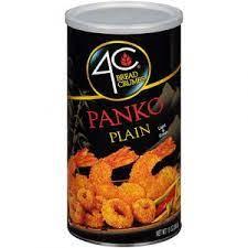 4C Panko Bread Crumbs Plain, 13 oz