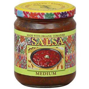 Amy's Organic Medium Salsa