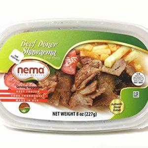 Nema Beef Doner/Shawarma