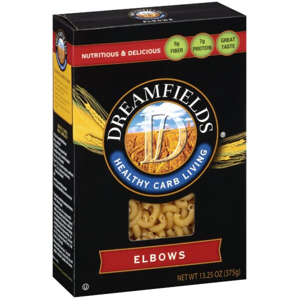 Dreamfields Pasta Healthy Carb Living, Rotini, 13.25Ounce Boxes