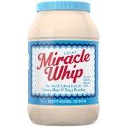 Kraft Miracle Whip Mayo Dressing Light, 30 fl oz Jar