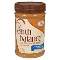 Earth Balance Creamy Peanut Butter, 16 Ounce -- 12 per case.