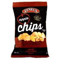 Seneca Original Apple Chips - 2.5 oz. bag, 12 per case