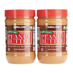 Kirkland Signature Organic Peanut Butter 2 Count, 28 Ounce